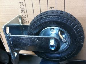"6""*2"" Pneumatic Rubber Wheel pictures & photos"