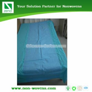 PP Non-Wovens Fabric Bed Cover pictures & photos