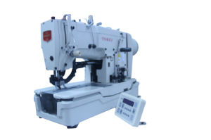 Hight Speed Direct Drive Straight Button Holing Machine