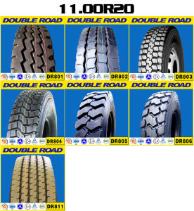 Philippines Markert Cheapest Best Tire Brands All Terrain Tyres 1000r20 1100r20 11r22.5 pictures & photos