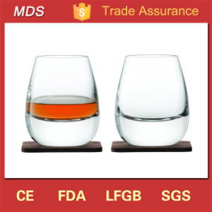 Mouth Blown Irish Whisky Glassware Barware Whisky Glass pictures & photos