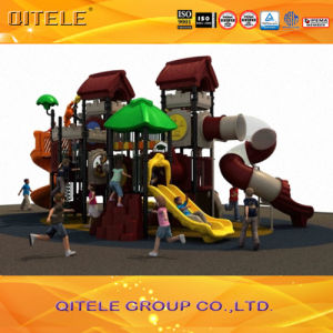 Tree House Series Kids Outdoor Playground Equipment (2014TH-11001) pictures & photos