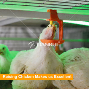 Tianrui Design Nipple Drinkers Used for Broilers pictures & photos