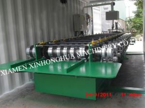 Roll Forming Machine for Standing Seam Roof Panel Machine (YX65-300-400) pictures & photos
