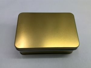 Bluetooth Earpiece Metal Tin Box pictures & photos