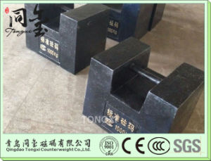 Cast Iron OIML Standard Test Weights for Truck Scale pictures & photos