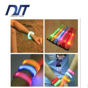 LED Reflective Traffic Safety Belt for Runner Rider pictures & photos