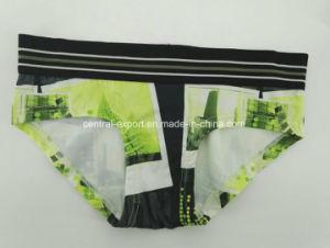 Aop Sublimation Polyester Children Underwear Girl Boxer Brief pictures & photos