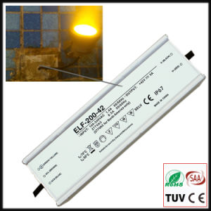 200W Constant Current Waterproof IP67 LED Driver with Ce/RoHS pictures & photos