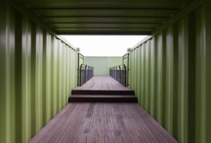Combined Container House with Steel Structure pictures & photos