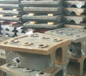 High Manganese Spare Parts Used in The Mill at The Minesite pictures & photos
