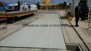 100t Electronic Made in China Weighbridge pictures & photos