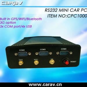 Windows XP Mini Car PC Box with GPS/WiFi/Bluetooth and 3G Option