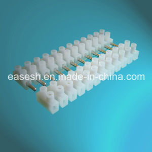 Chinese Manufacture PA Terminal Blocks (Horizontal Plug) pictures & photos