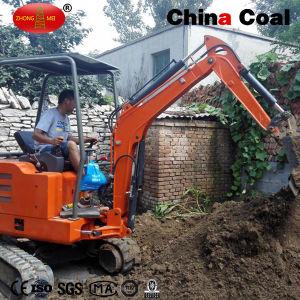 1800kg Mini Rock Digging Excavator Machine pictures & photos