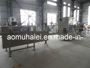 Automatic Anti-Corrosive Gravity Bottle Filling Machine pictures & photos