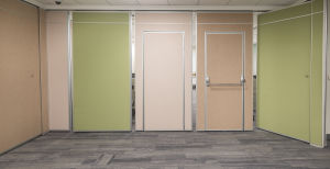 Soundproof Partition Wall for Office, Conference Hall and Meeting Room pictures & photos