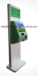 19inch Dual Screen Kiosk with IR Touch, Advertising and Payment Kiosk pictures & photos