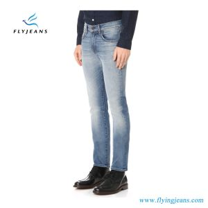 Customized Cotton Fabric Denim Jeans for Man pictures & photos