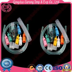 Disposable Medical Non Toxic PVC Oxygen Mask pictures & photos