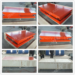 Widely Used Vertical Lift Platform Scissor Lift Table Garage Equipment pictures & photos