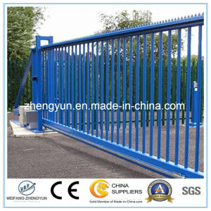 China Cheap Automatic Sliding Gates pictures & photos