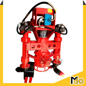 Hydraulic Agitator Submersible Dredge Slurry Pump pictures & photos