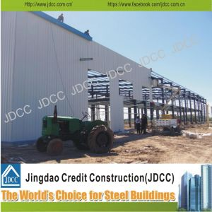 Q235 Galvanization Light Steel Building Steel Structure pictures & photos