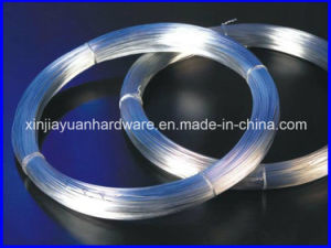 Popular Size Galvanized Iron Wire for Wire Fence Netting pictures & photos