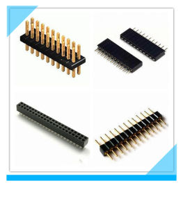 Factory Custom RoHS Female PCB Board Header Connector pictures & photos