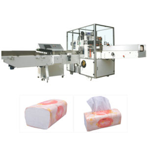 High Speed Automatic Facial Tissue Paper Packing Machine pictures & photos