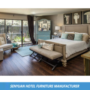 Contemporary Fashionable Discount Bedroom Furniture (SY-BS195)