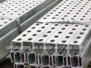 Solar Steel Profile Frame for PV Energy pictures & photos