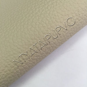 Durable Silicone Upholstery PVC Leather for Auto Seat pictures & photos