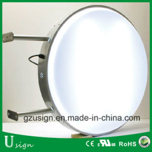 Round/Square/Ellipse and Irregular-Shape Vacuum Forming Blank Light Box pictures & photos