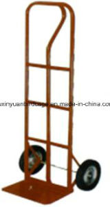 Two Wheels Hand Trolley/ Factory Price Hand Truck/ High Quality Dolly Cart pictures & photos