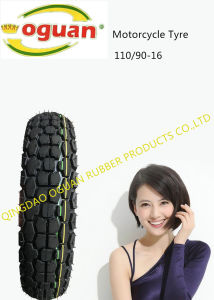 Durable High Quality Special Motorcycle Tyre (410-18) pictures & photos