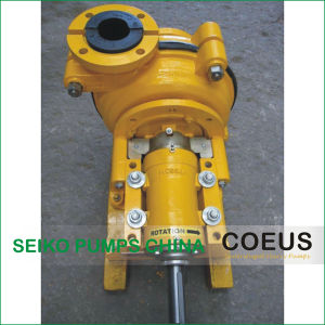 Mining & Minerals Processing Centrifugal Rubber Lined Slurry Pump