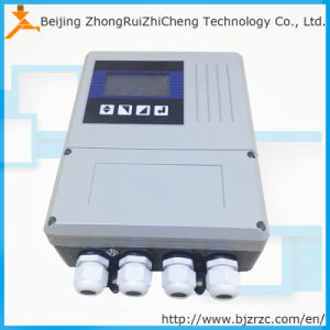 High Accuracy Electromagnetic Flow Meter Water / Flow Meter Magnetic Flowmeter pictures & photos