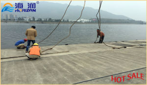 Hot Sale Mass Production Concrete Floating Pontoon From China pictures & photos