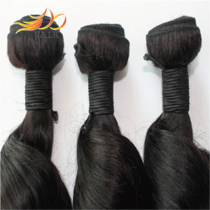 100% Peruvian Virgin Hair Top Quality Tanglefree Hair Extension pictures & photos