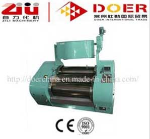 CE Approved Hydraulic Three Rollers Grinder (SY400-1000)