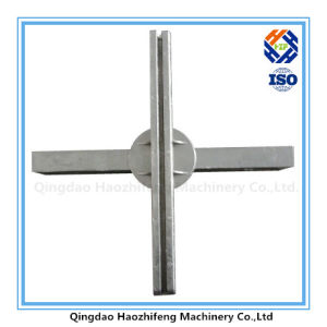 Flat Blade Street Name Sign Bracket by Die Casting Processing pictures & photos