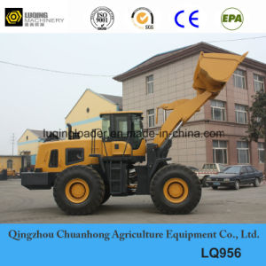 5 Ton Wheel Loader 3m³ Bucket pictures & photos