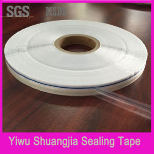 Printed Bag Sealing Tape, Double Sided Filmic Adhesive Tape (SJ-HDPR05) pictures & photos