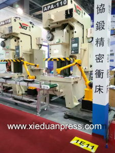110ton Taiwan Auto Parts Die Stamping Press pictures & photos