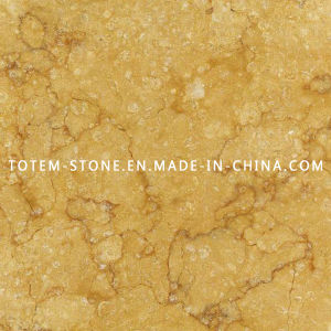 Cheap Sunny Beige Stone Marble Tiles for Flooring, Countertop pictures & photos