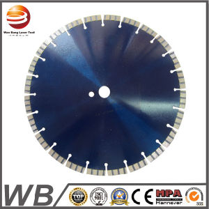 Turbo Segmented Diamond Saw Blade for Marble, Granite, Limestone pictures & photos