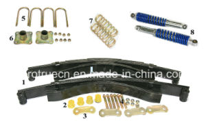 Spring Steel Plate Spare Parts for Tricycle (SP-SP-06) pictures & photos