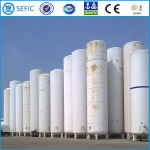 High Quality Low Pressure Cryogenic Storage Liquid CO2 Tank (CFL-20/2.2) pictures & photos